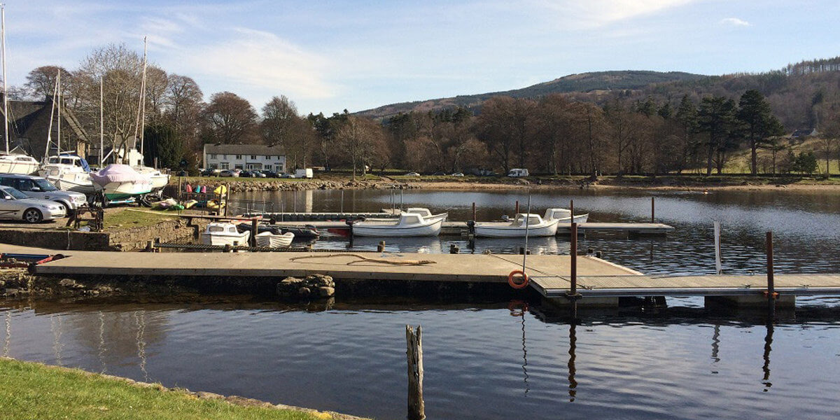 Loch Tay Boat House & Cafe